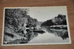 6797- DESCENTE  EN BARQUETTES DE CHINY A LACUISINE - Florenville
