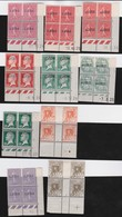 Algérie     .  Yvert   10 Blocs     .      **   .    Neuf SANS Charniere  .   /   .   MNH - Algeria (1924-1962)