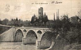 TOUR DE BELLECOMBE - France