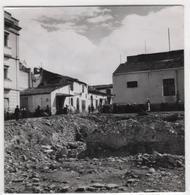 Photo Originale Algérie Chlef Orléansville Séisme Tremblement De Terre 1954 Hôtel Baudoin - Africa
