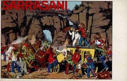 ZIRKUS SARRASANI - INDIANER I-II - Zirkus
