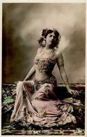 Tanz Mata Hari Foto-Karte I-II - Dance