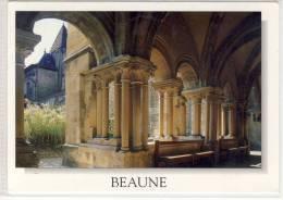 BEAUNE ( Cote D'Or) - Le Cloitre De La Collegiale Notre-Dame - Beaune