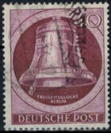 Berlin 79 Glocke Klöppel Links 40 Pfg. Gestempelt  - [5] Berlin