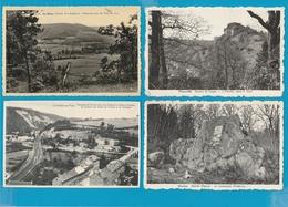 BELGIË Provincie Luik Lot Van 60 Postkaarten, 60 Cartes Postales - Cartes Postales