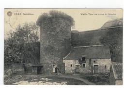 2043.  Gembloux.   Vielle Tour De La Rue Du Moulin - Gembloux