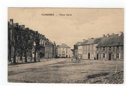 FLORENNES. - Place Verte - Florennes