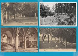 BELGIË Provincie Henegouwen + Waals Brabant Lot Van 60 Postkaarten, 60 Cartes Postales - Cartes Postales