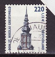 Allemagne Fédérale - Germany - Deutschland 2001 Y&T N°1989 - Michel N°2157 (o) - 220p Cathédrale Saint Nicolas - [7] République Fédérale