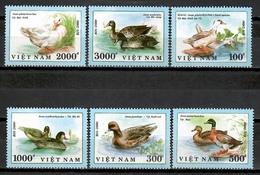 Viet Nam 1990 Vietnam / Birds MNH Vögel Aves Oiseaux / Cu10523  34 - Vogels