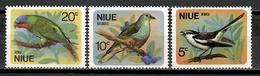 Niue 1971 / Birds MNH Vögel Aves Oiseaux / Cu10525  40 - Vogels