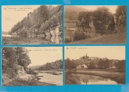 BELGIË Provincie Luxemburg Lot Van 60 Postkaarten, 60 Cartes Postales - Cartes Postales