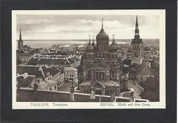 CPA Lettonie Latvija Latvia Non Circulé TALLINN - Lettonie
