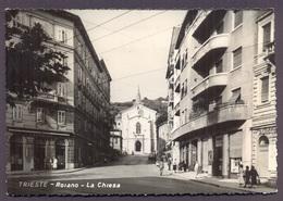 TRIESTE, Quartiere Roiano, La Chiesa - Viaggiata - Trieste