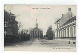 Gooreind  -  Zicht Op De Kerk - Wuustwezel