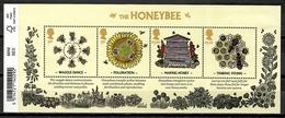Great Britain 2015 Gran Bretaña / Insects Bees MNH Insectos Abejas Abeilles Bienen / Cu10420  18 - Bienen