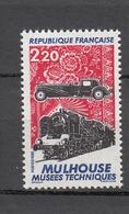 1986    N° 2450-2451  NEUFS**     VENTE à 15% DU PRIX DU CATALOGUE YVERT & TELLIER - France