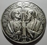 Medaglia Medal Giovanni XXIII Pope John XXIII St Petrus & Paulus -  Inc. Mistruzzi Mm.60 - Altri