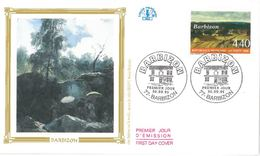 FDC Barbizon  (77 Barbizon 30/09/1995) - FDC
