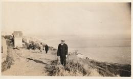 Photo 110 Mm X 65 Mm - 1924 - Cap De La Hève - Vue Panoramique Du Havre Et De Ste-Adresse - Scan R/V - - Lieux