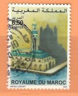 COB 3002 Timbre Marocain (used)  (Lot 136) - Belgique
