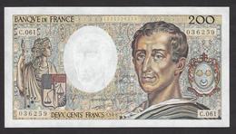 200 Francs Montesquieu De 1988 - Fay 70/8 En Neuf - 1962-1997 ''Francs''