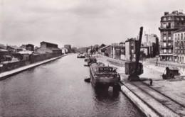 93 / SAINT DENIS / LE CANAL / PENICHE LA PROVIDENCE - Saint Denis