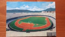 Napoli San Paolo Fuorigrotta Stadium Cartolina Stadio Postcard Stadion AK Carte Postale Stade Estadio - Football