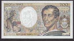 200 Francs Montesquieu De 1994 - Fay 70/2/1 En Neuf - 1962-1997 ''Francs''