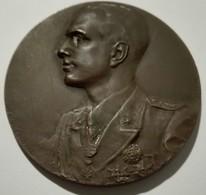 Medaglia Medal Principe Umberto Di Savoia - Prince Umberto - Mm.49 - Royal/Of Nobility