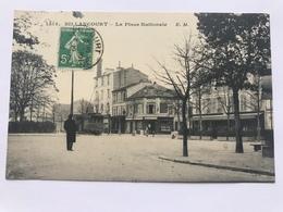 BILLANCOURT - La Place Nationale - Boulogne Billancourt