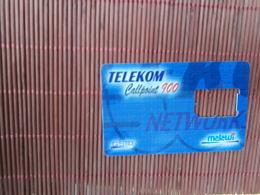 GSM Card Malawi  No Chip Used 2 Scans - Malawi