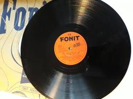 Fonit  -  1957  Nr 16141.   F. Giordano,  D. Verde. Nè Chi M'o Fa Fa - 78 T - Disques Pour Gramophone