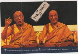 Dalai-Lama Tenzin Gyatso - Cpm / Portrait. - Bouddhisme