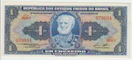 Brasil 1 Cruzero 1954-58 Pick 150d UNC - Brésil