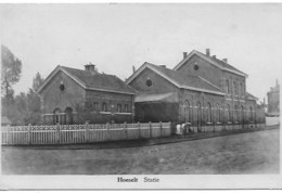 HOESELT - STATION - STATIE - Hoeselt