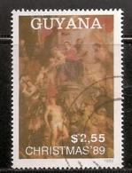 GUYANE OBLITERE - Guyane (1966-...)