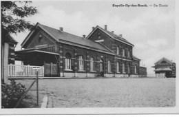 KAPELLE-OP-DEN-BOS.   -    STATION - STATIE - Kapelle-op-den-Bos