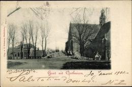 Cp Oosthuizen Edam Volendam Nordholland Niederlande, Groet Nit Oosthusen - Nederland