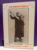 Russian Cabaret Petrouchka Nox American Bar Paris-17,Rue Fontaine - Music And Musicians