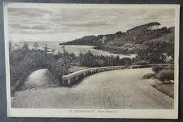 CPA 29 QUIMPERLE - RARE - Port Manech - Edit. Huchet 93 - Réf. V 193 - Quimperlé