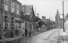 41 - Loir Et Cher / 10004 - Vouzon - Rue Principale - Défaut - Autres Communes