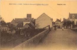 41 - Loir Et Cher / 10007 - Monthou Sur Cher - Entrée Du Bourg - Autres Communes