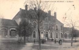 41 - Loir Et Cher / 10010 - Saint Claude De Diray - La Mairie - Autres Communes