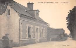 41 - Loir Et Cher / 10019 - Saint Ouen - Les écoles - Autres Communes