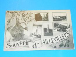 """70 ) Souvenir D'aillevillers - N° 18 """""""" Multivus """"""""  - Année 1926 - EDIT : Perrin - France"""
