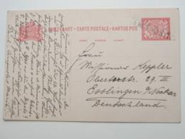 1910 ,    , Briefkaart - Nederlands-Indië