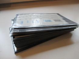 UNO / UN Marken Und Blocklager Auf 26 Großen Steckkarten! 1960 - 80er Jahre! ** Und O Hoher Katalogwert!! Fundgrube?! - Sammlungen (ohne Album)