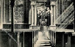 Synagoge ARAD,Rumänien - Inneres Der Synagoge I-II Synagogue - Jewish