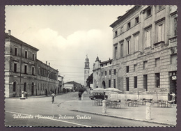 VILLAVERLA, Palazzo Verlato - Viaggiata - Italia